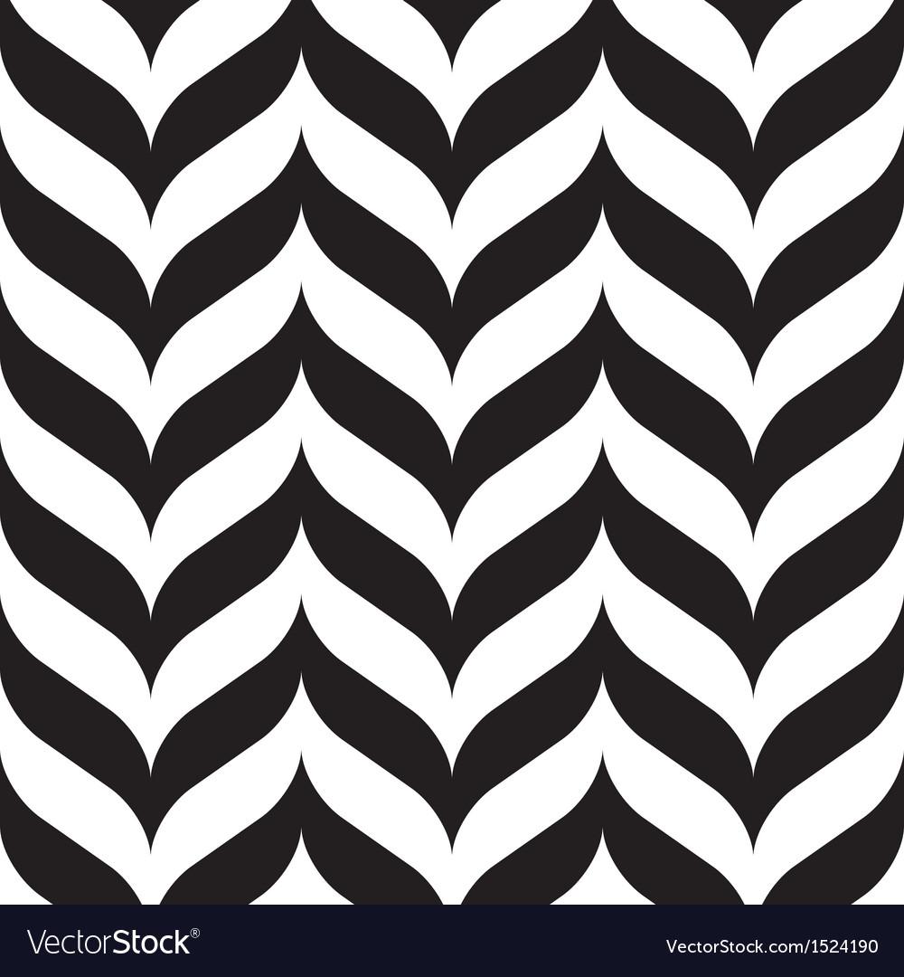 Background seamless pattern chevron Vector Image