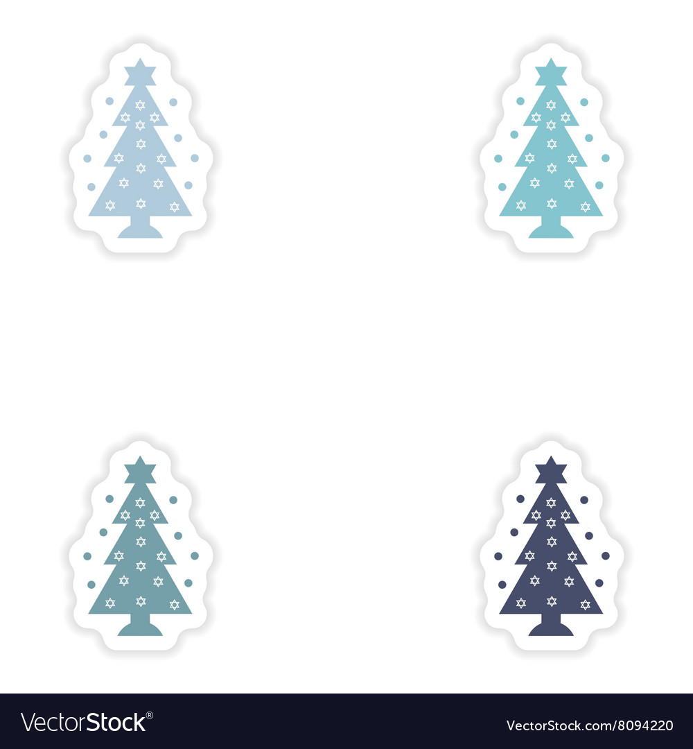 figure sticker bow tie icon