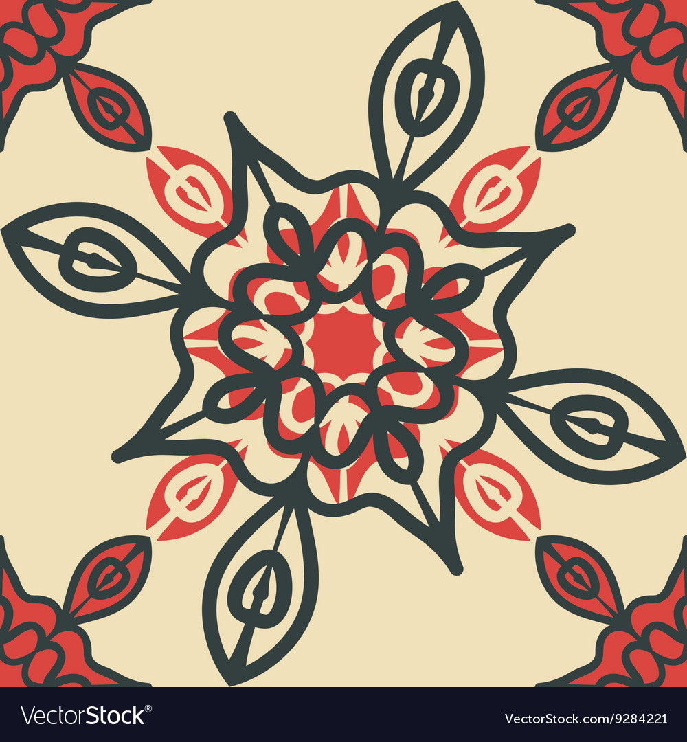 Print for cover of old book stylization vector image
