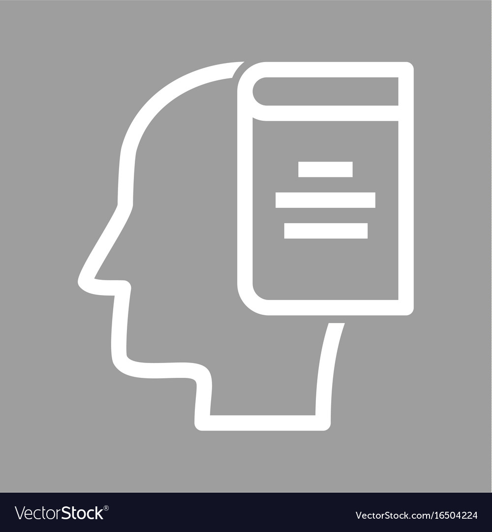Learning skills vector image