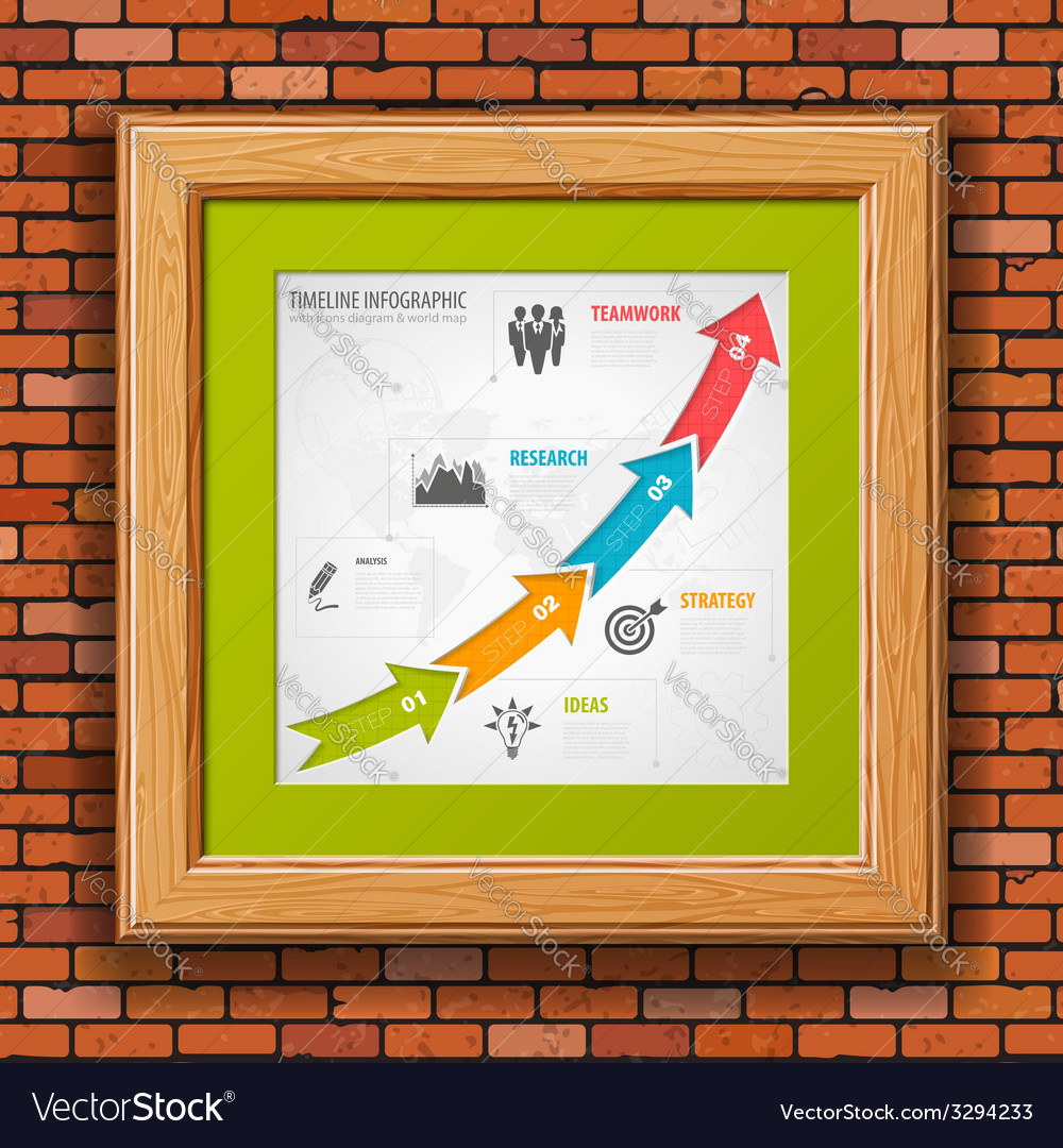 Business timeline infographic royalty free vector image business timeline infographic vector image jeuxipadfo Gallery