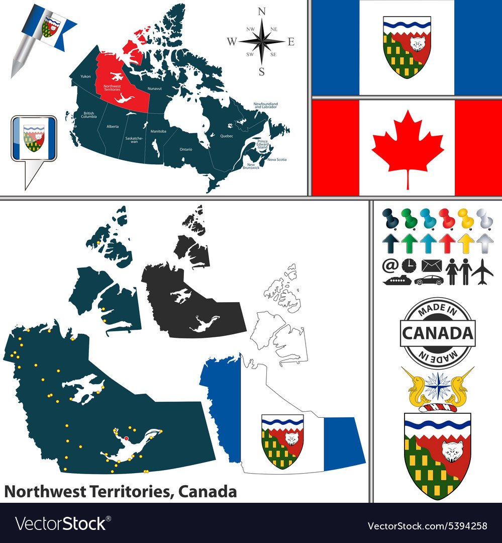 Northwest territories vector images 55 biocorpaavc Choice Image