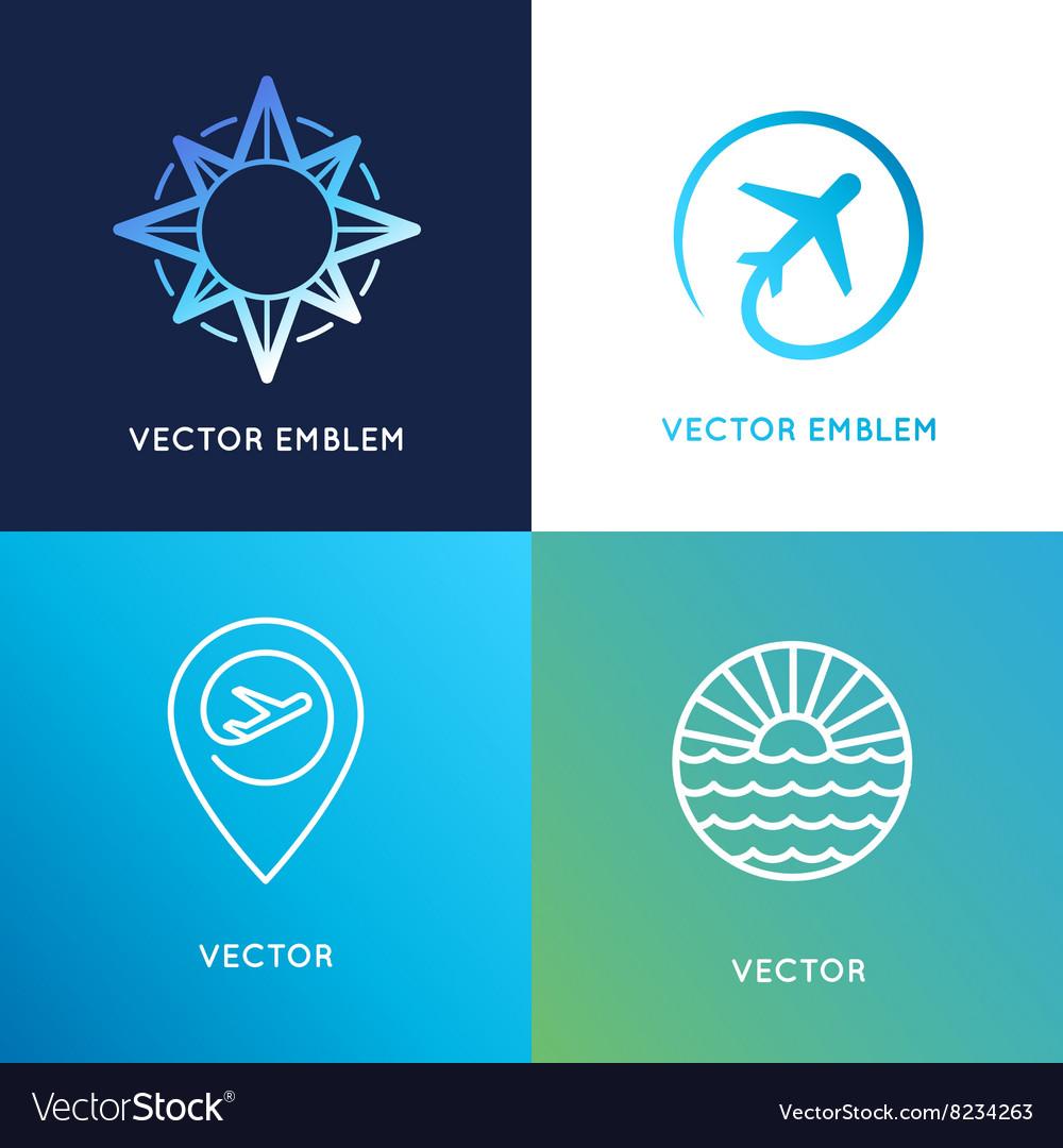 Jewel-logos12342345 vector image