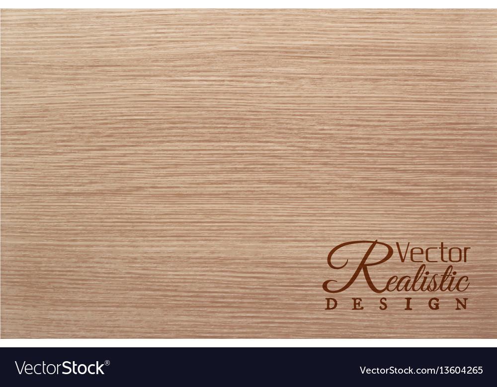 White oak texture background vector image