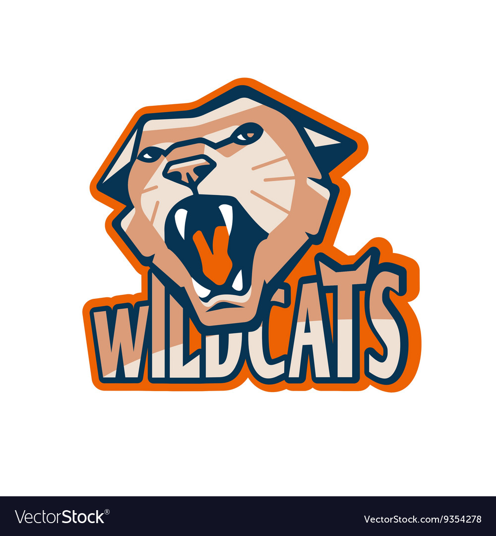 Cat Mascot vector image