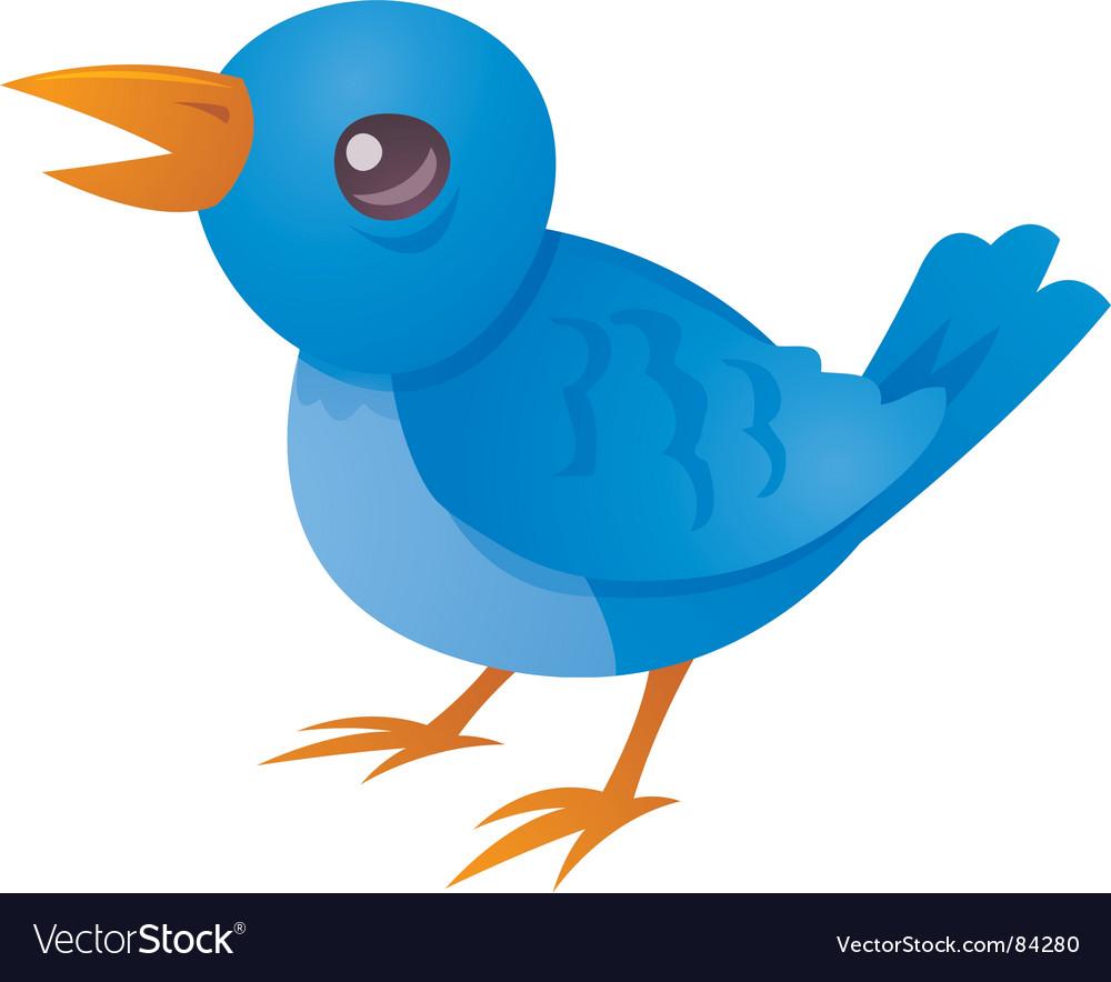Tweet vector image