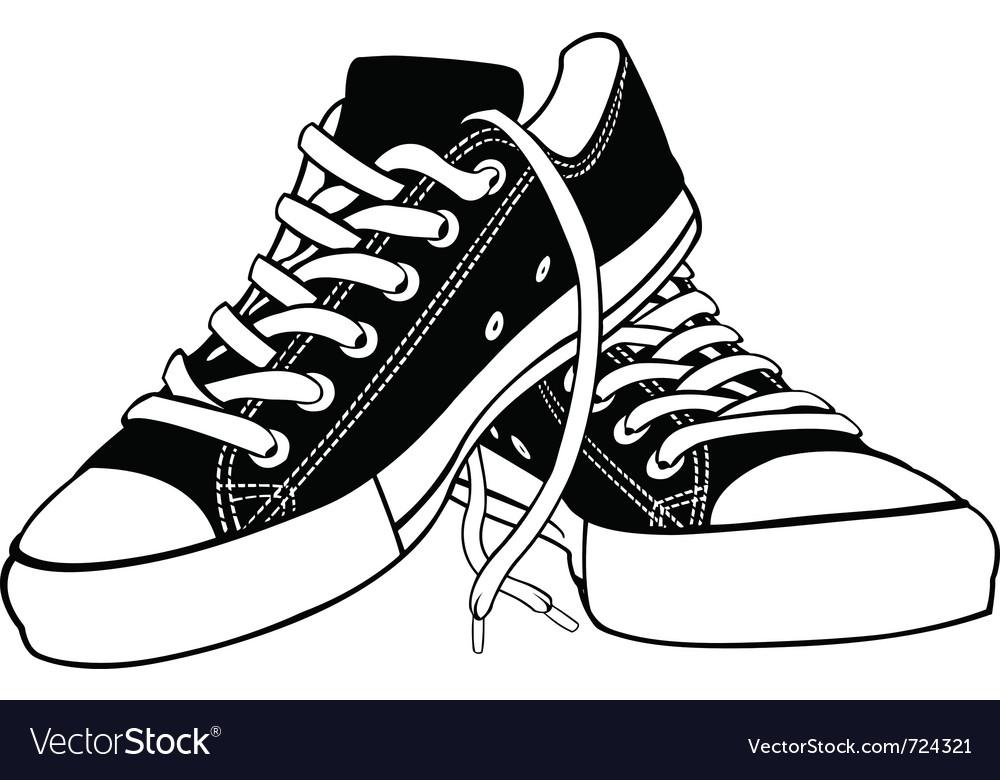 Project canvas shoes