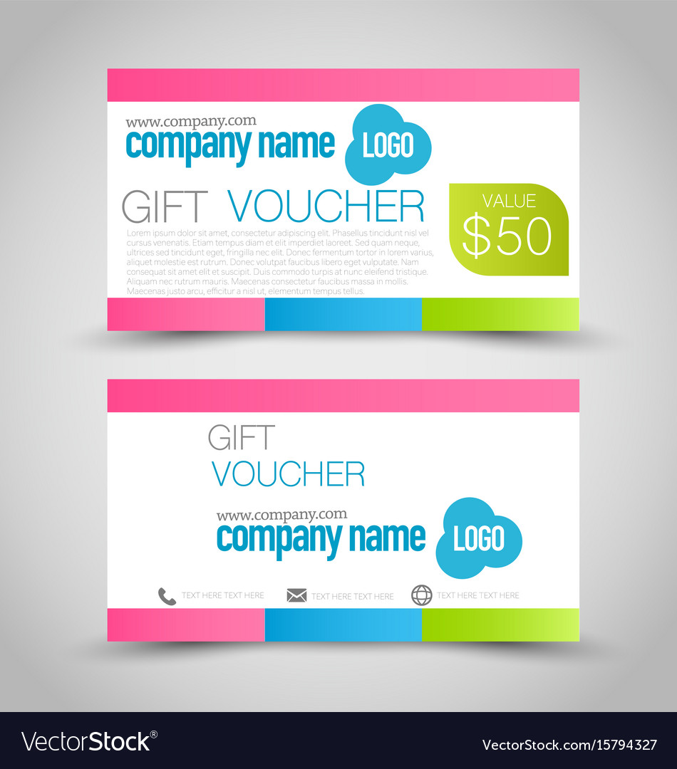 Business card banner image collections free business cards gift card voucher business banner royalty free vector image gift card voucher business banner vector image magicingreecefo Image collections
