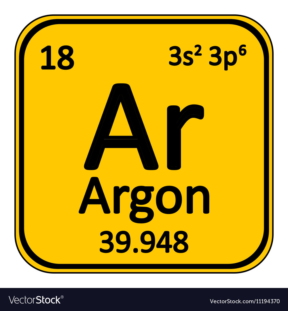 Periodic table element neon icon royalty free vector image periodic table element neon icon vector image urtaz Choice Image
