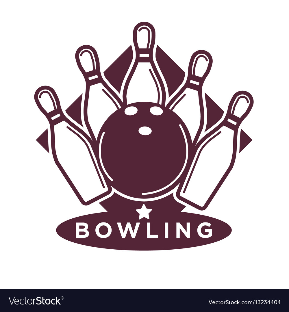 bowling border template