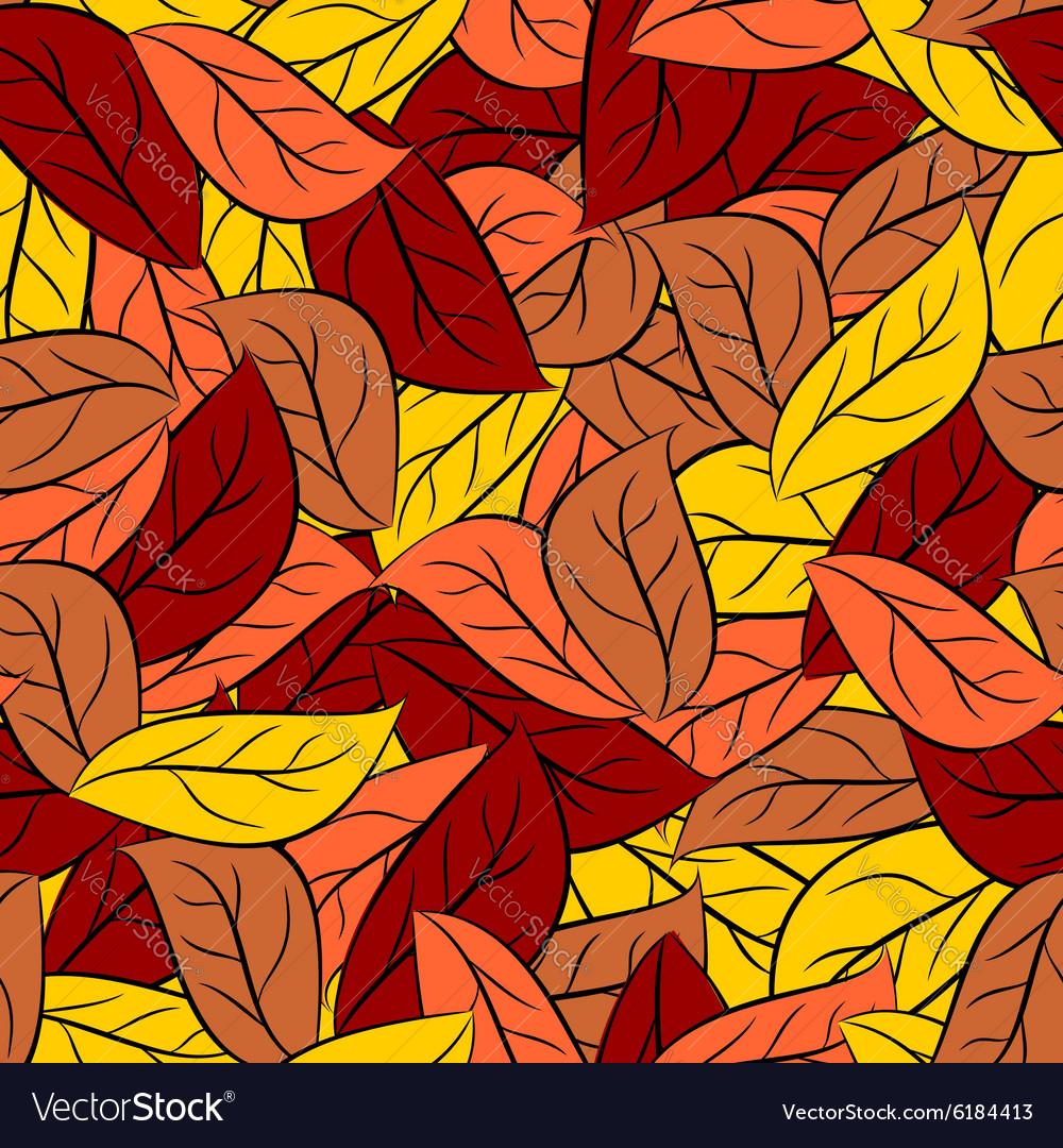 Tree Leaves Texture Seamless