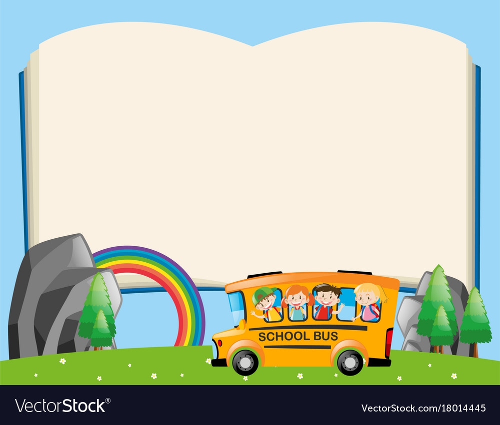 School Bus Borders And Frames 48936 Newsmov