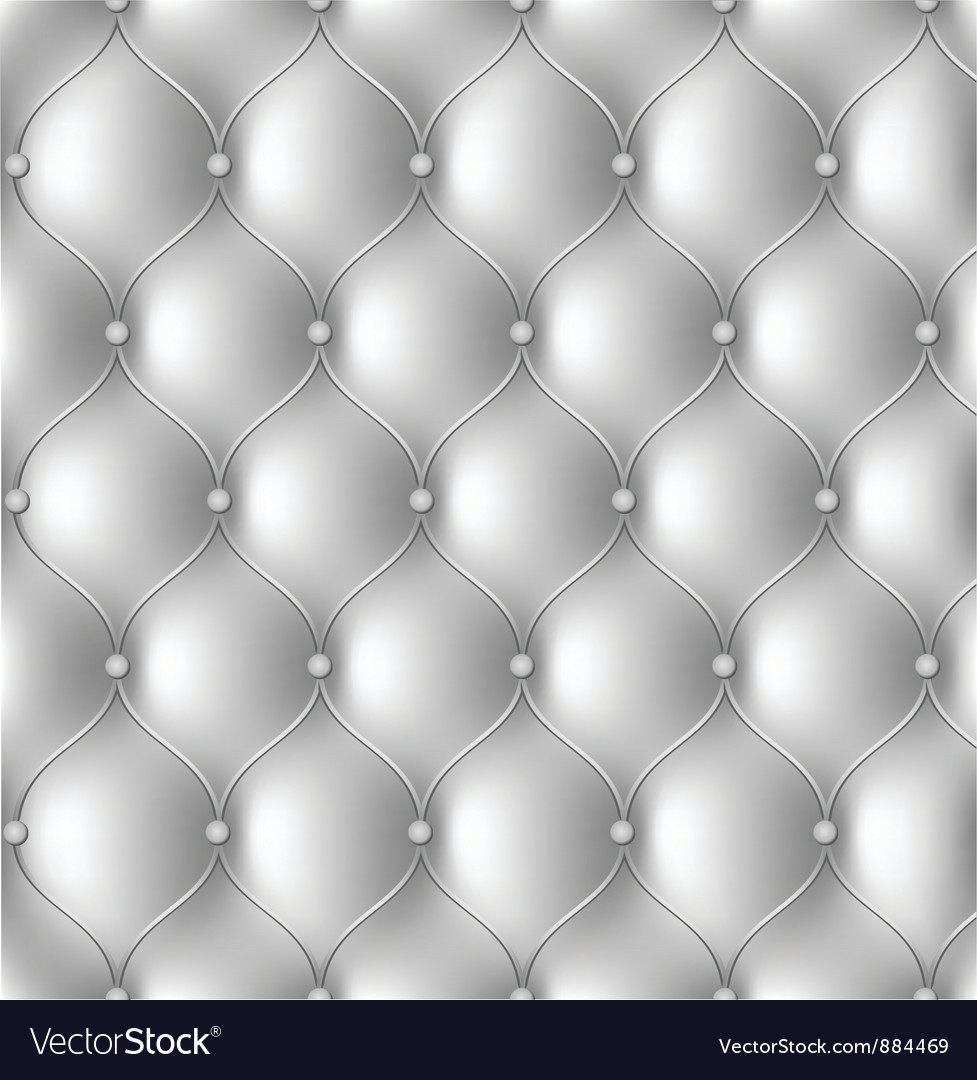 Cushion pattern vector image