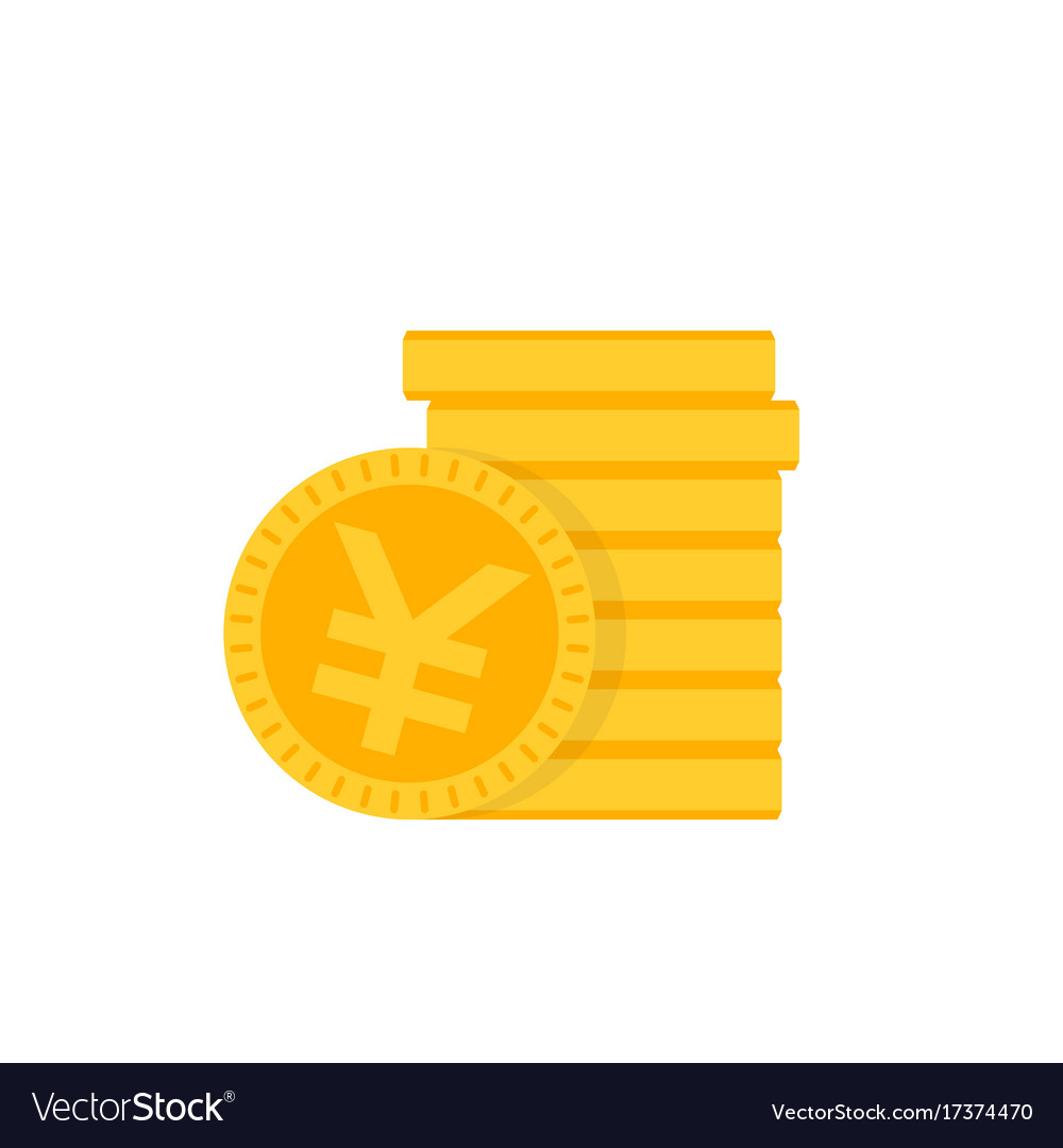 Chinese yuan coins icon royalty free vector image chinese yuan coins icon vector image buycottarizona Gallery