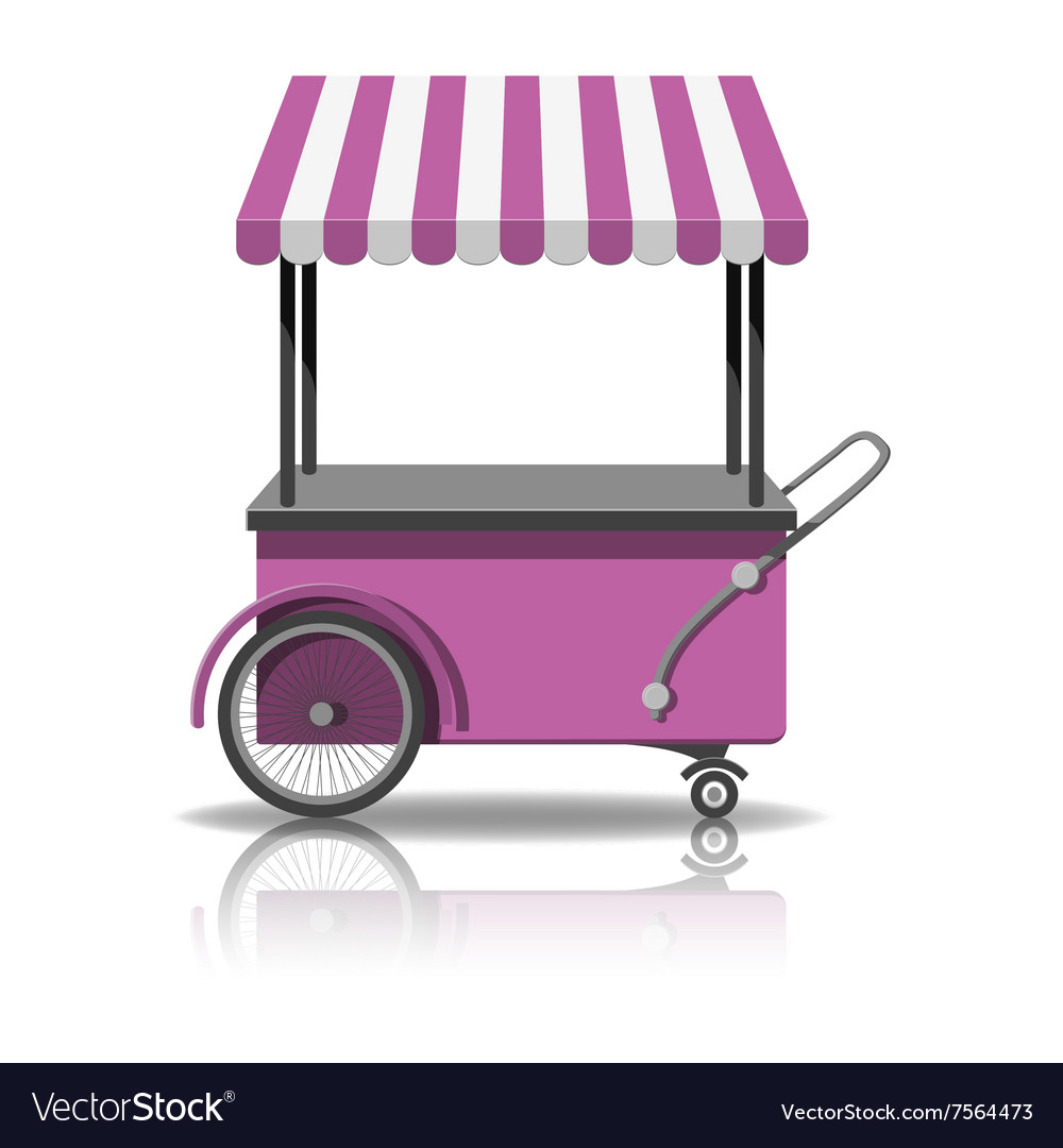 how to make an ice cream cart