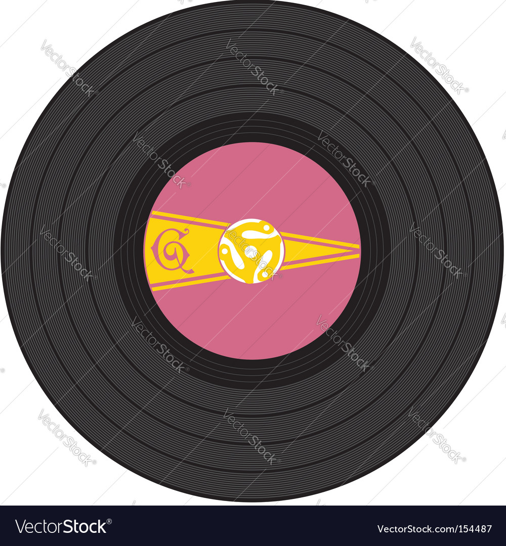 Lp vector image