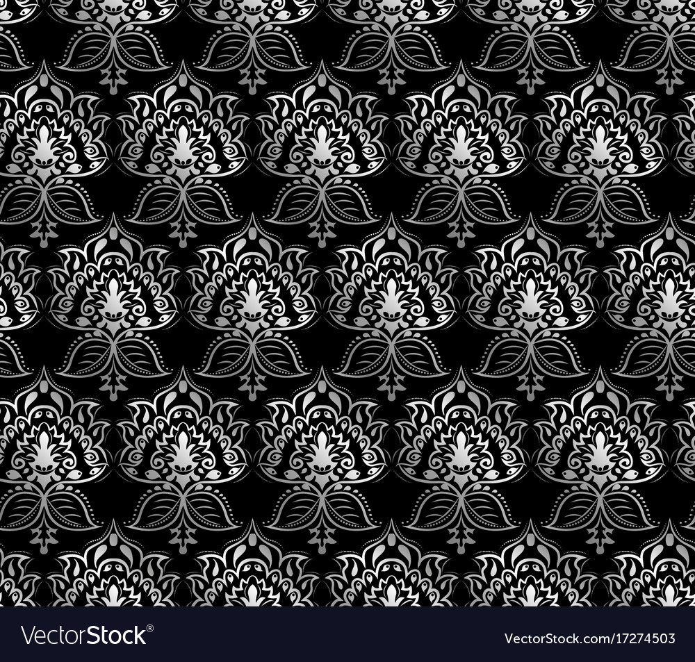 Pattern for wallpaper vector image