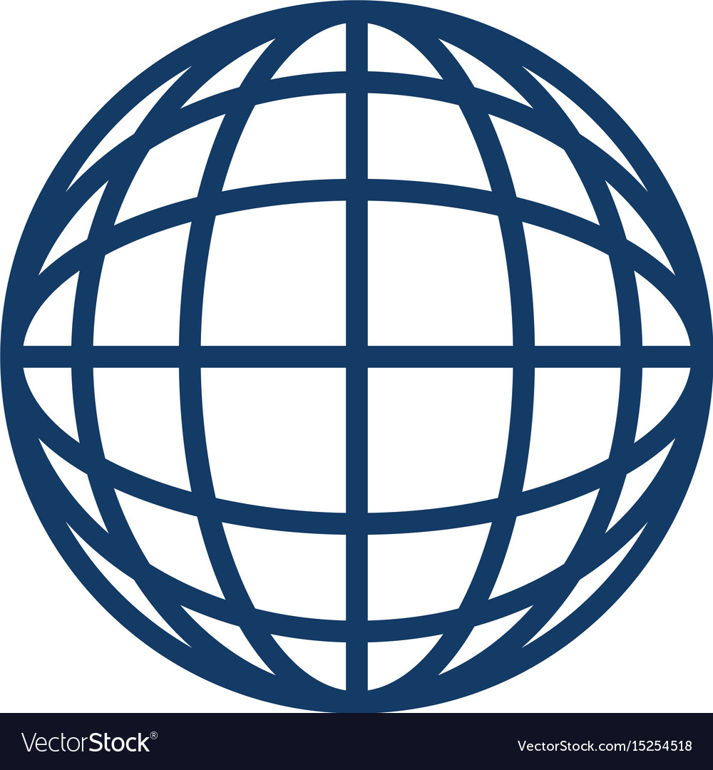 global sphere icon royalty free vector image vectorstock rh vectorstock com vector sphere rc drone parts vector sphere rc drone parts
