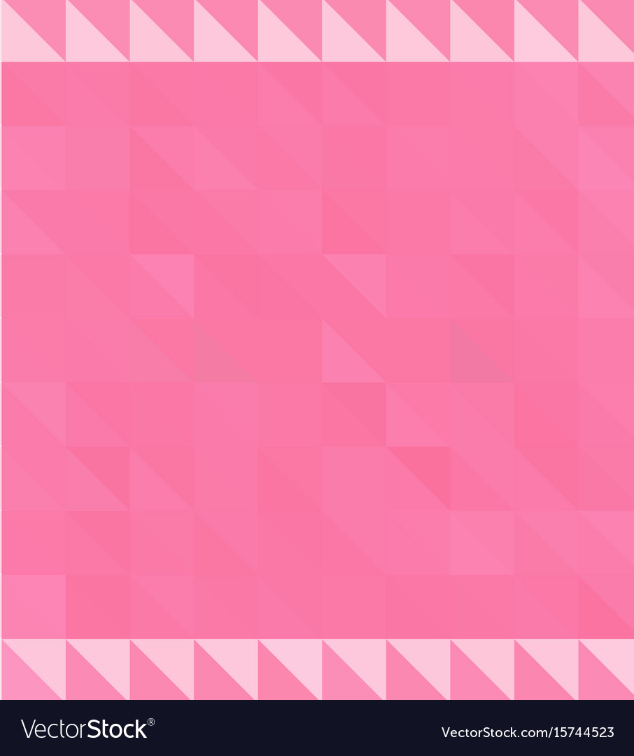Abstract mosaic background multicolor geometric vector image