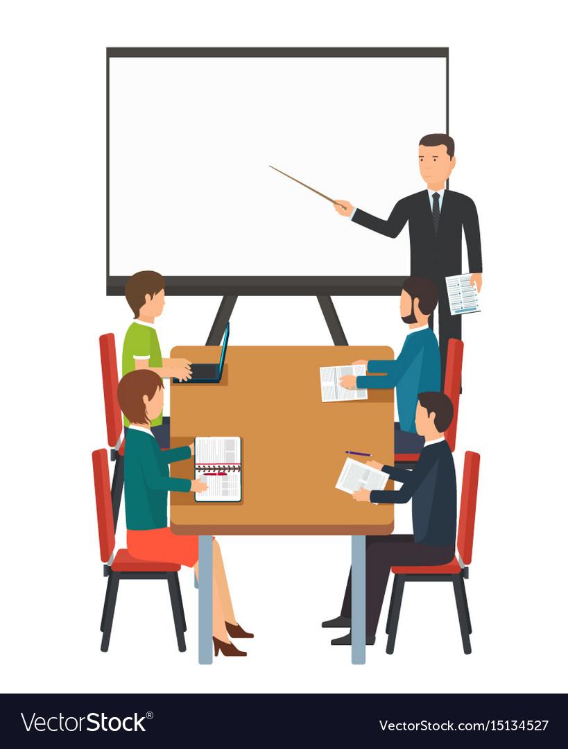 business teacher