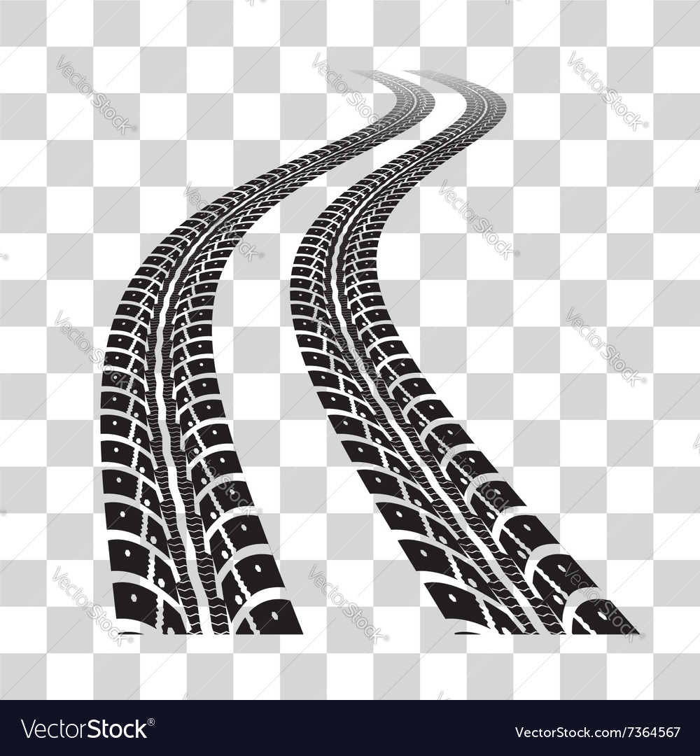 White tire tracks vector clipart library tire tracks royalty free vector image vectorstock discount tire tire track font buycottarizona