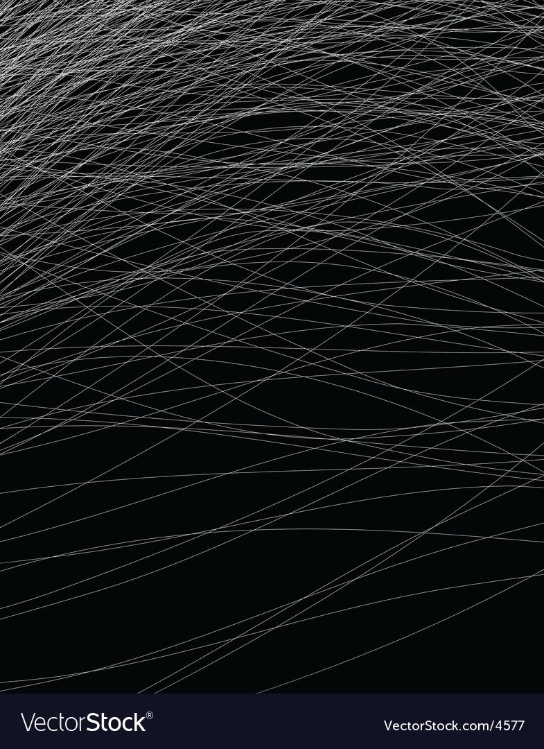 Threadbare vector image