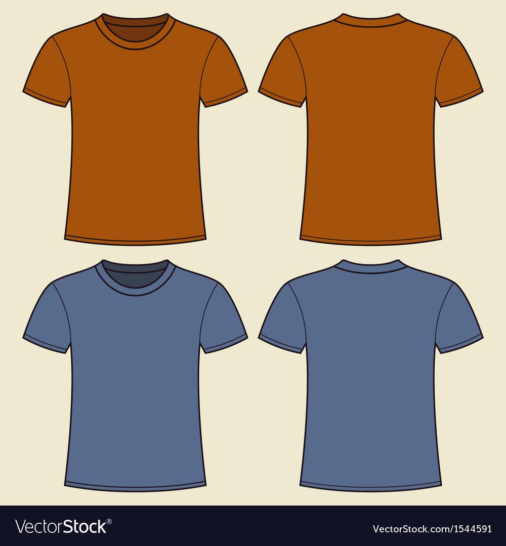 Plain blue t shirt template kamos t shirt for Navy blue t shirt template