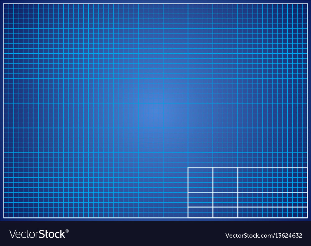 Blueprint background technical design paper vector image malvernweather