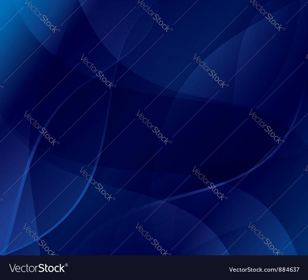 Abstract background - wavy vector image