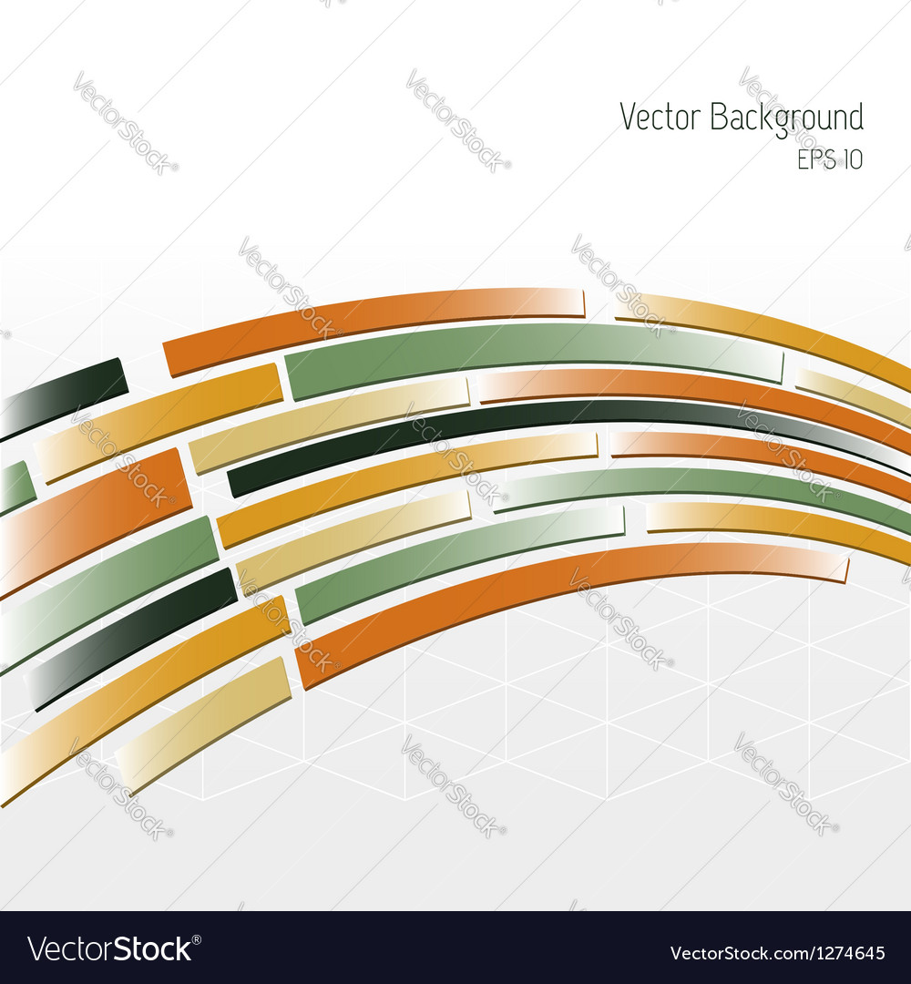 Abstract graphic background vector image