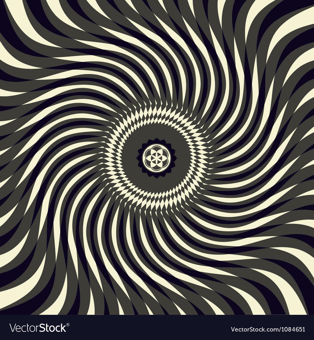 Magic optical vector image