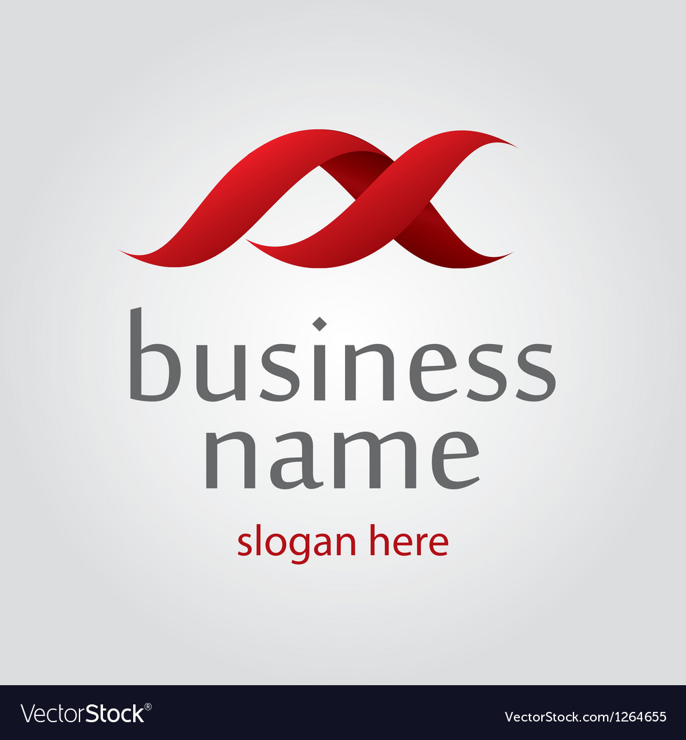 Firmennny belt sign vector image