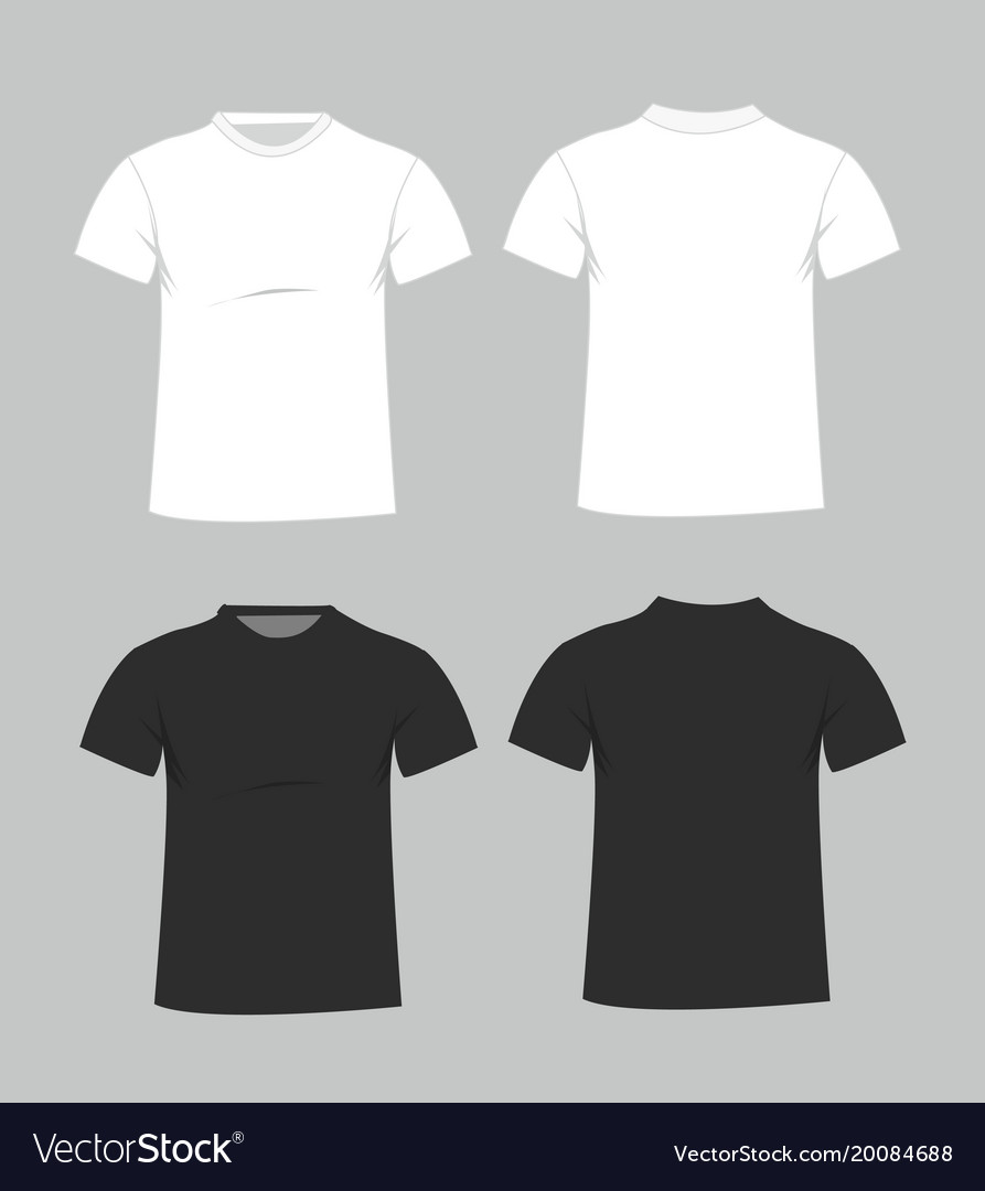 Old Fashioned Back Shirt Template Crest - Documentation Template ...