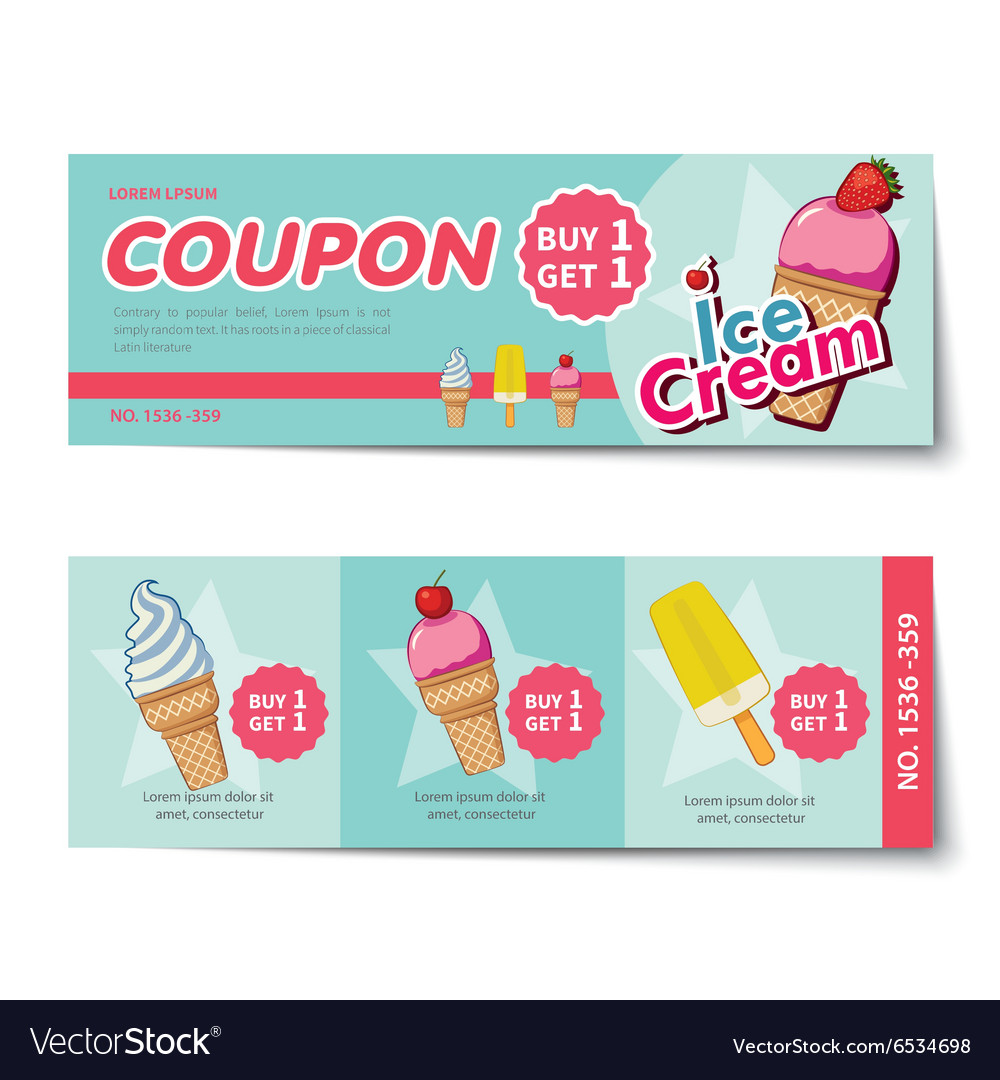 Ice discount coupons