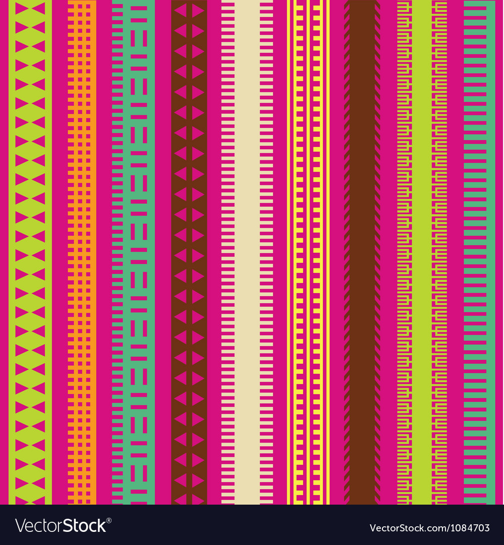 Ornamental lines collection vector image
