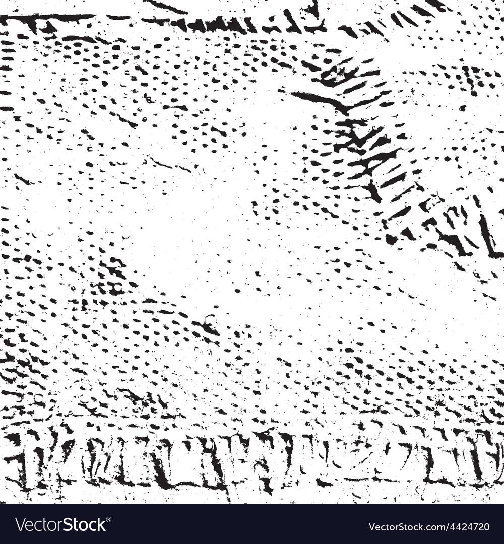 Sack Texture vector image