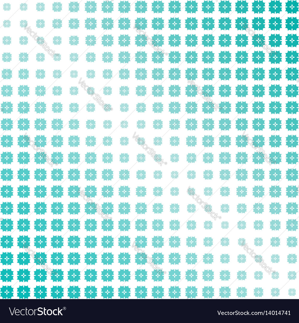 Abstract background in blue color modern vector image