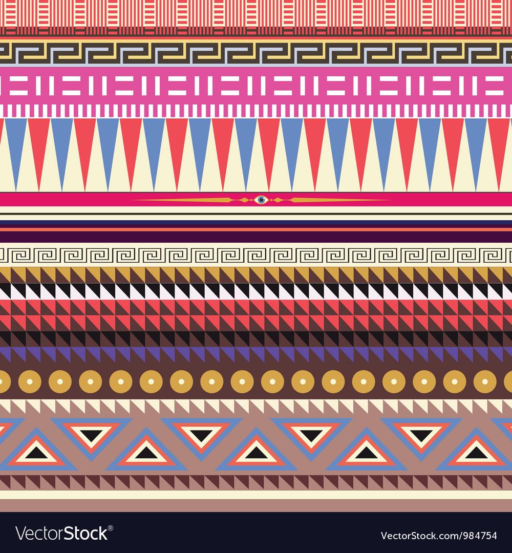 Eye carpet Vector Image