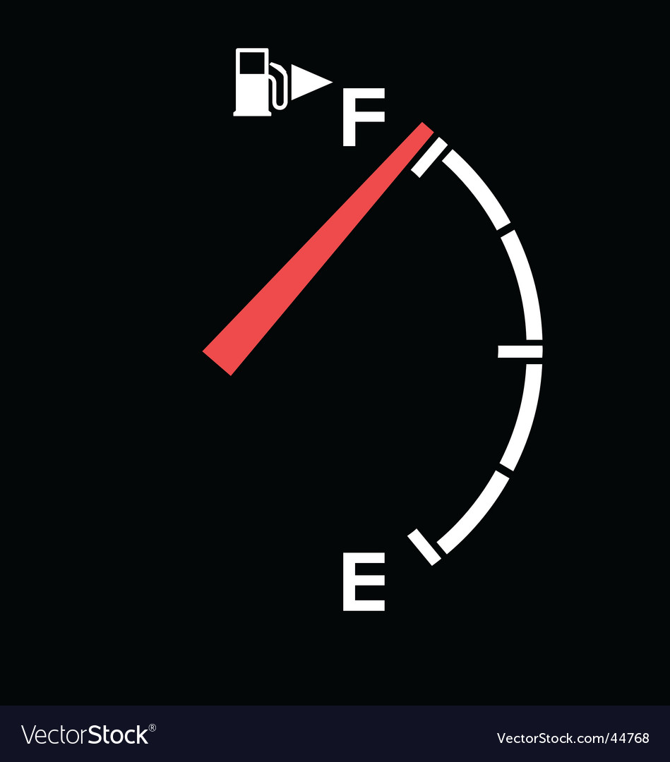 Fuel vector image