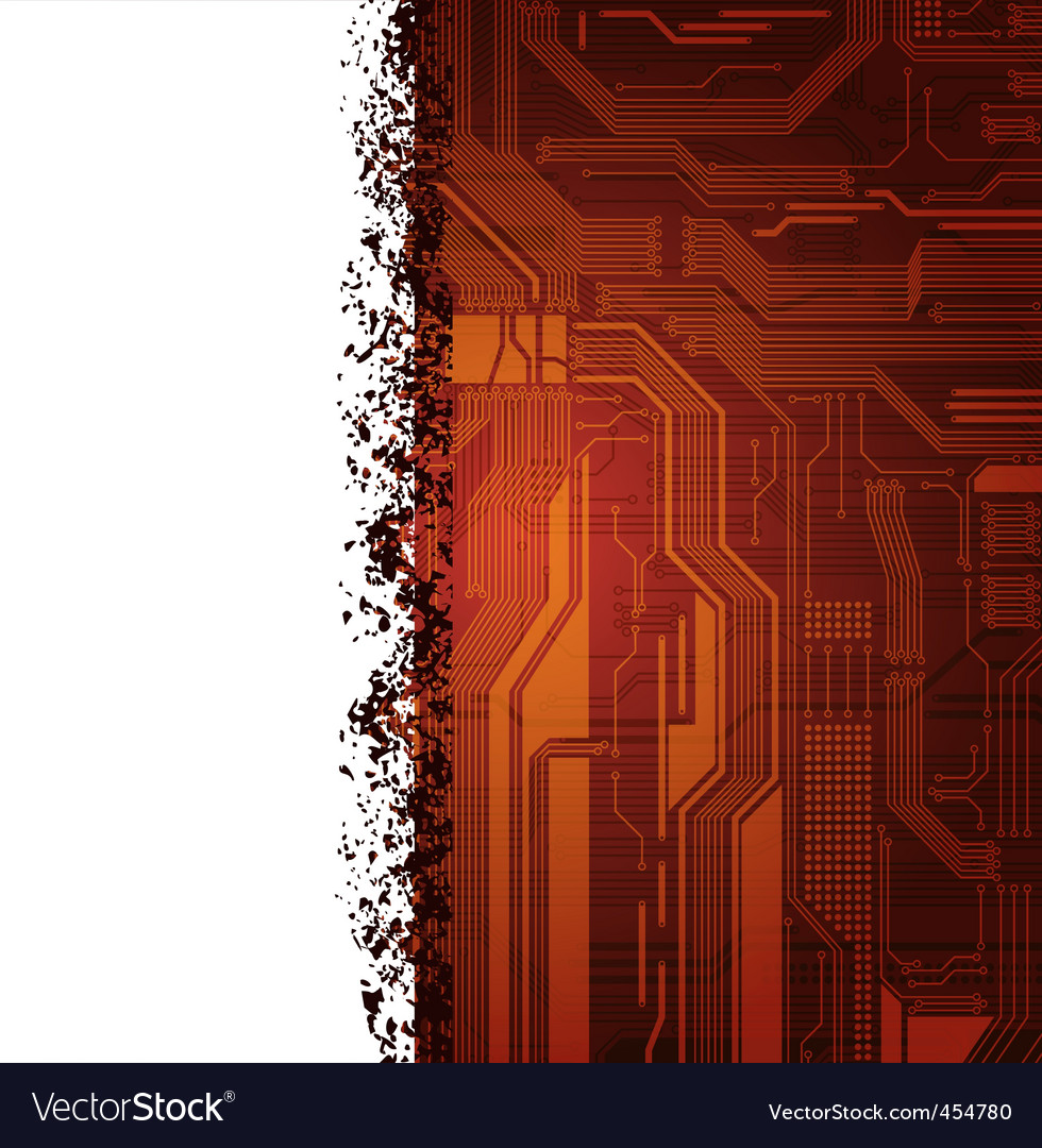 circuit board or microchip