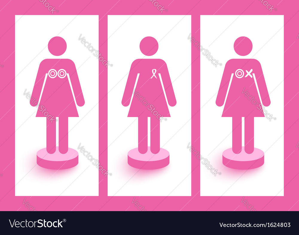 Breast cancer awareness symbols concept eps10 file breast cancer awareness symbols concept eps10 file vector image biocorpaavc