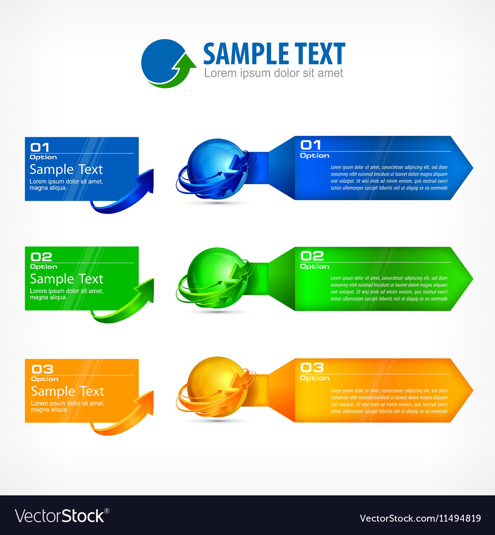 Infographic elements for vector image