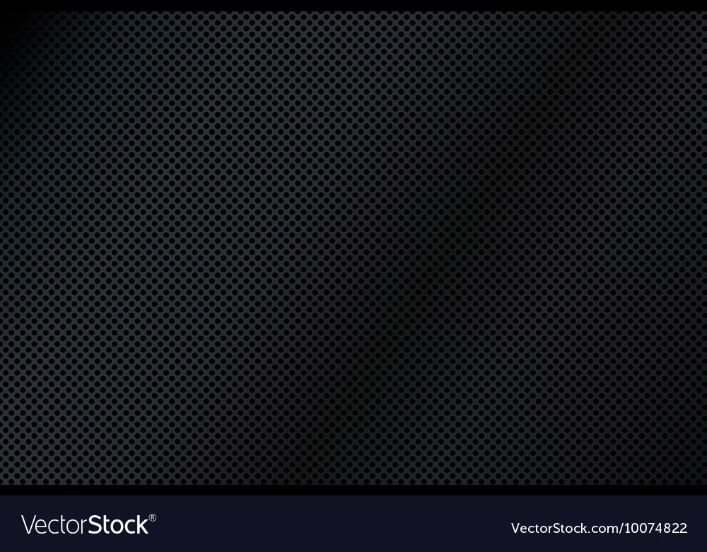 Black Mesh Grid Background vector image