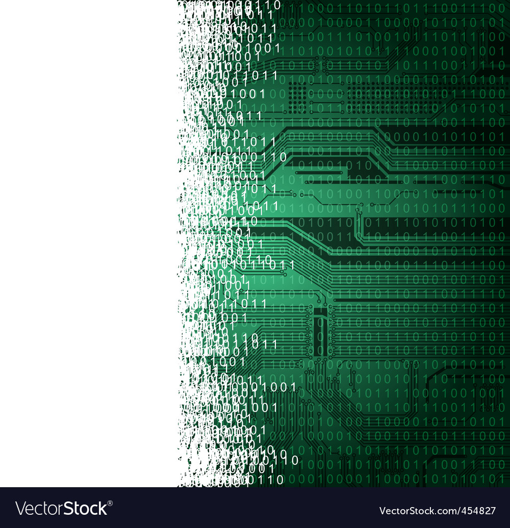 Electronics Blue Background With Circuit Board Stock Images Page Design Over Green Vector Illustration Everypixel