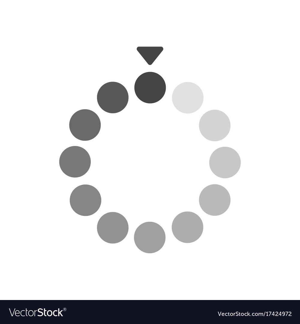 Loading bar flat icon sign symbol royalty free vector image loading bar flat icon sign symbol vector image biocorpaavc Image collections