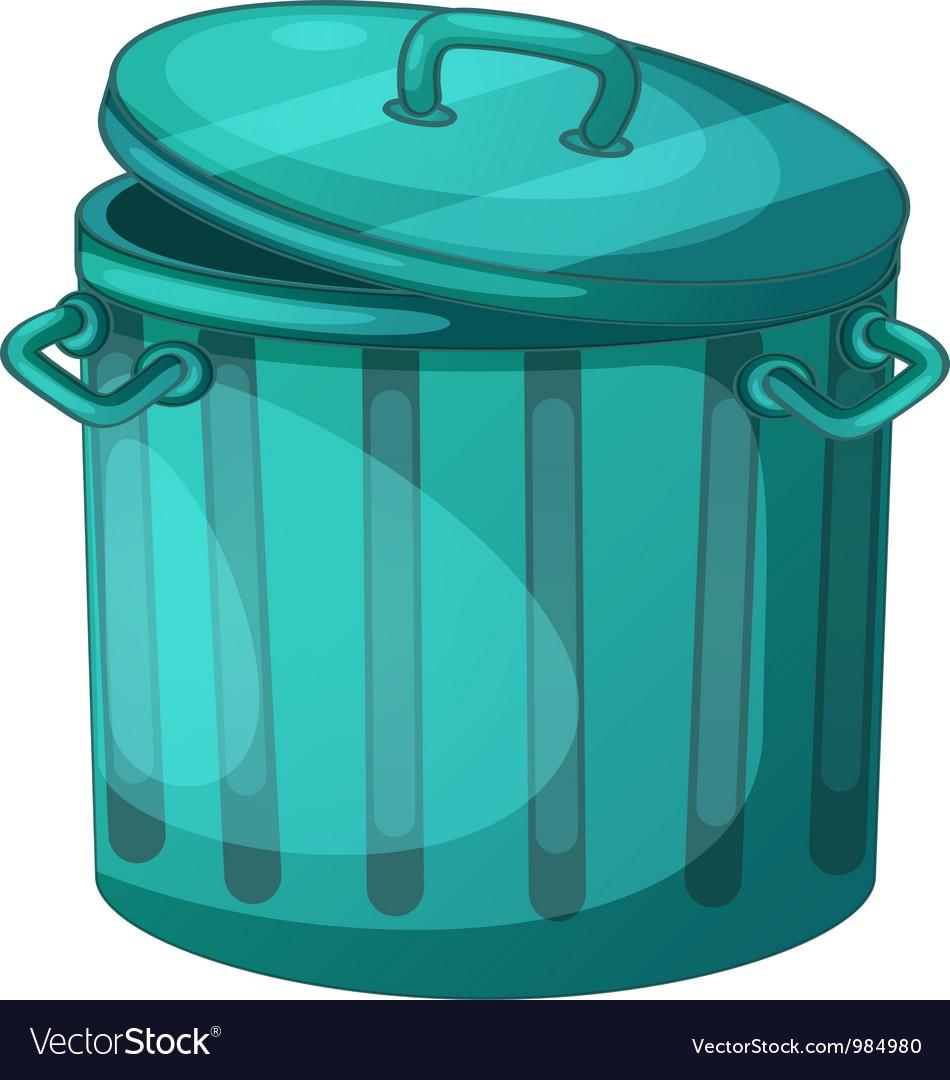 Trash vector image