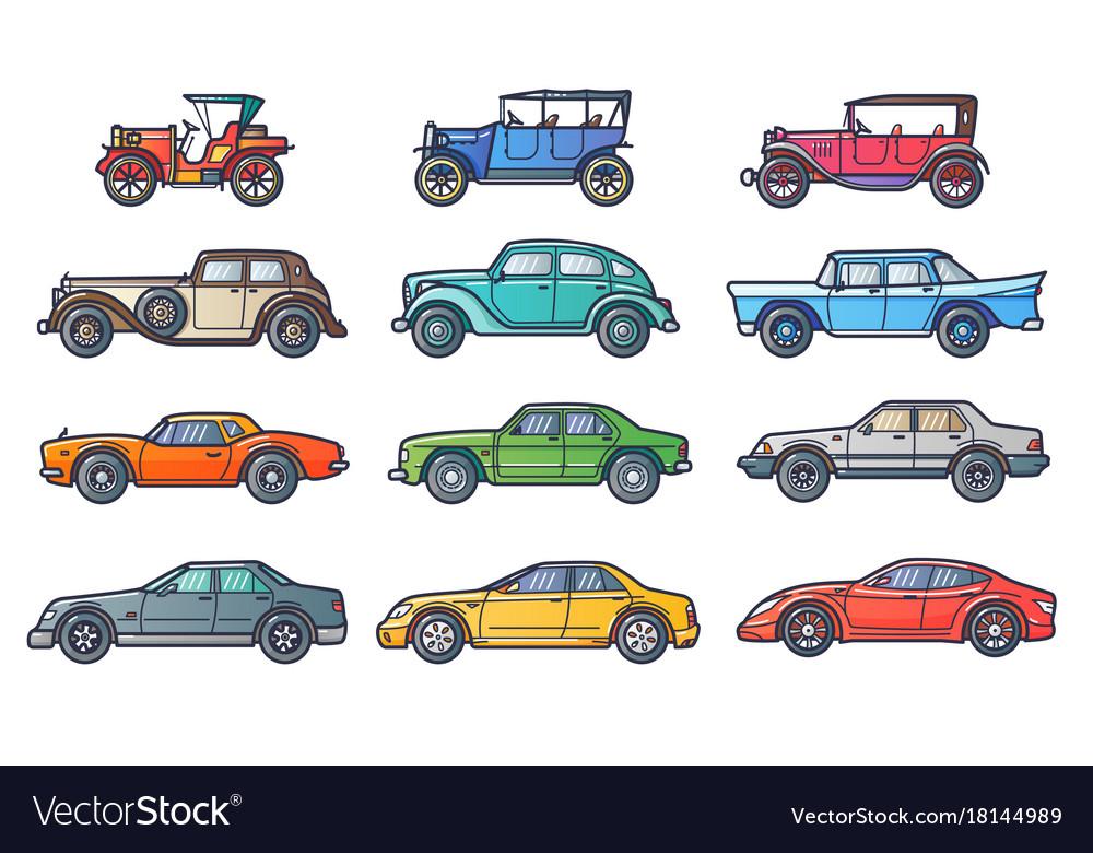 Famous Cars Through History Component - Classic Cars Ideas - boiq.info