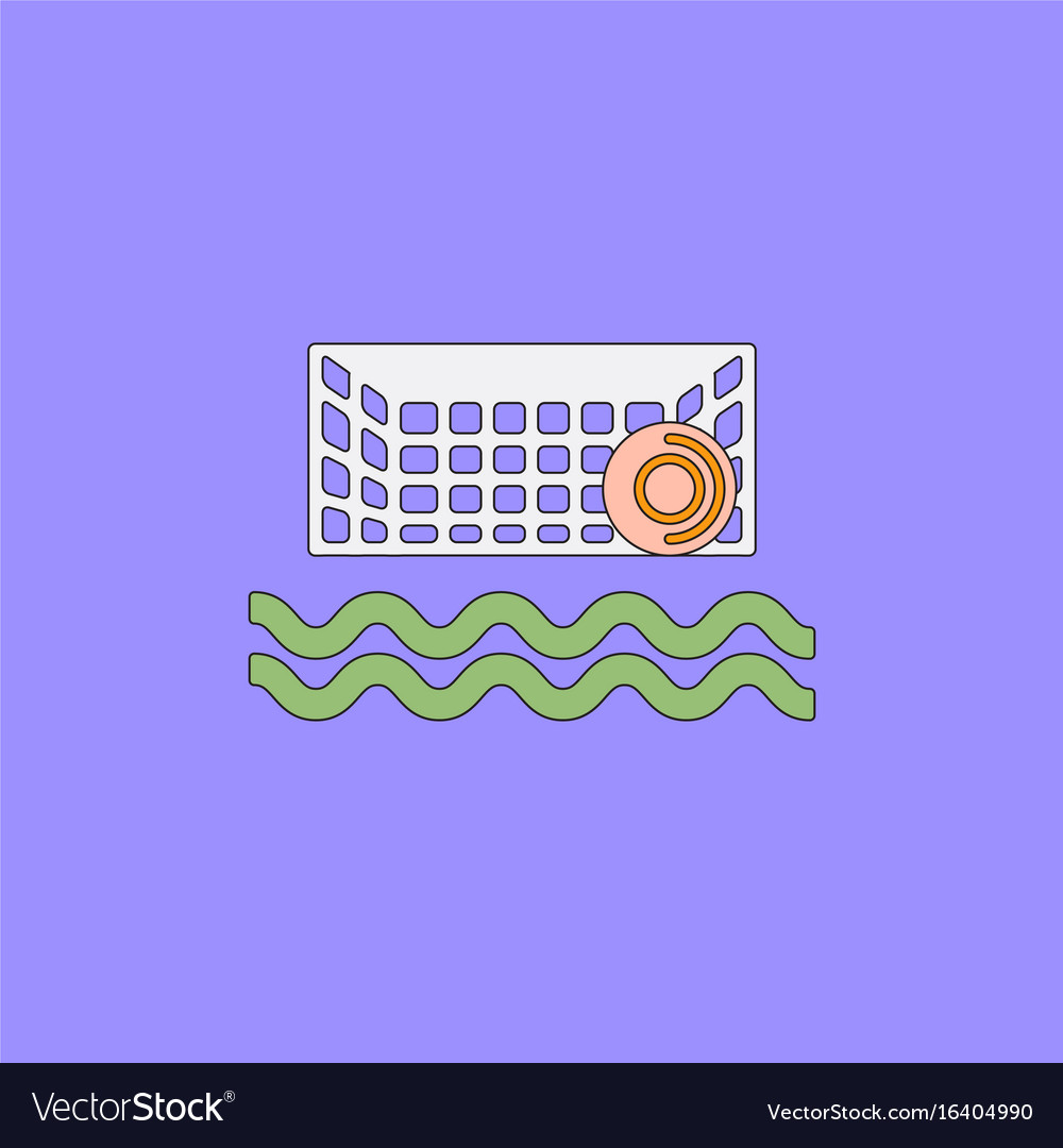 Swimming water polo equipment