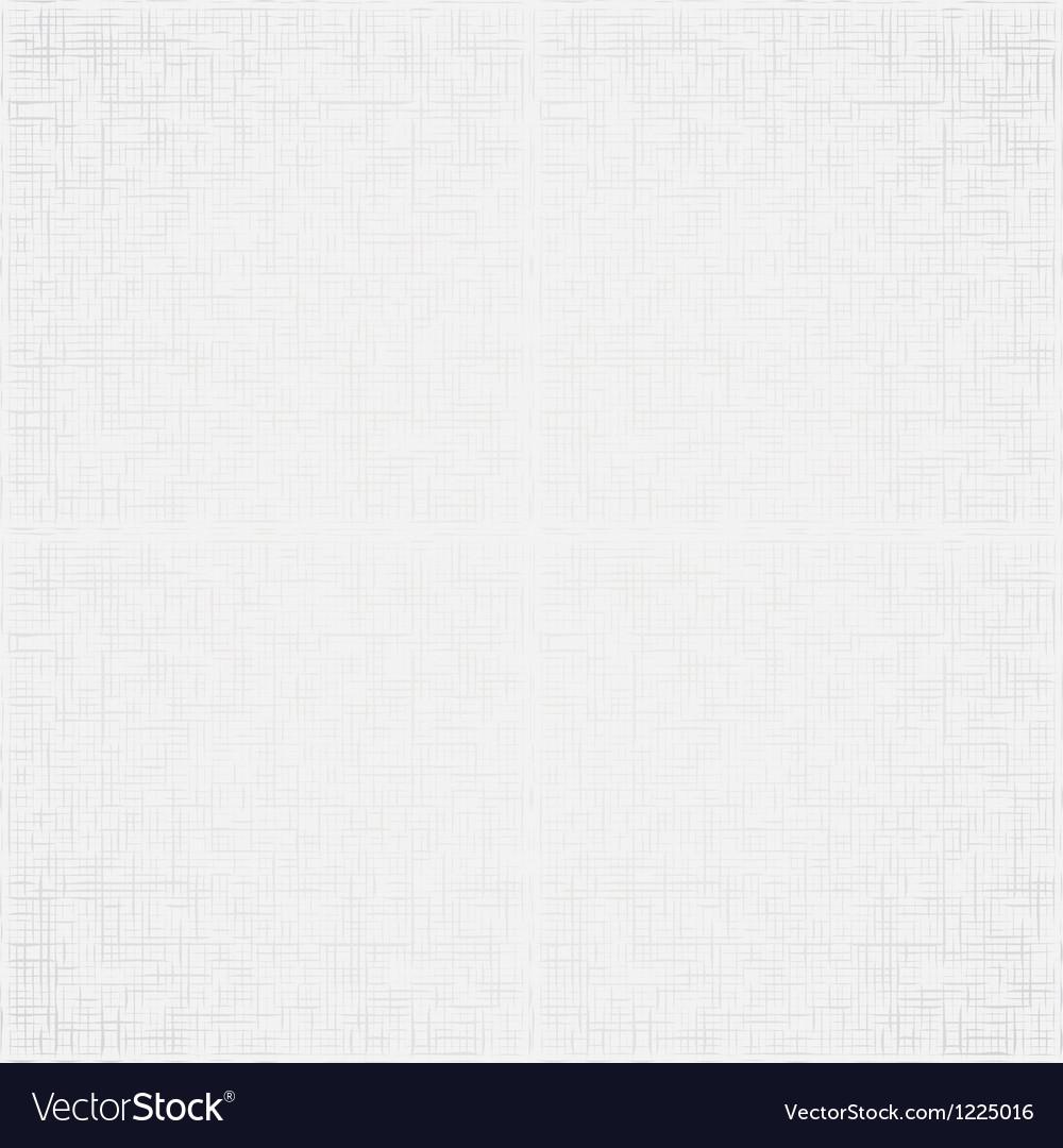 Grunge white texture vector image