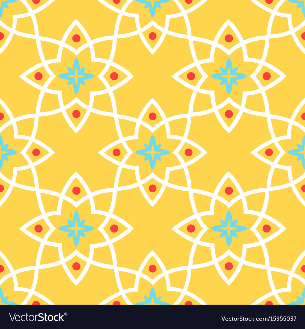 Scintillating ceramic tile yellow images simple design home yellow arabic ornamental ceramic tile royalty free vector dailygadgetfo Choice Image